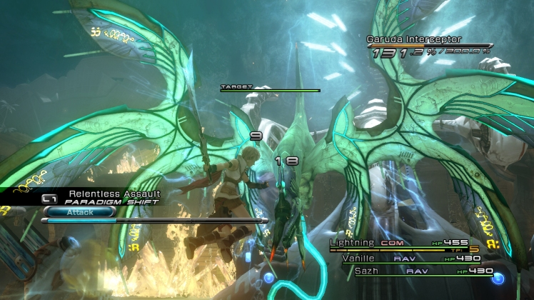 FINAL FANTASY XIII – Review – Andrea Ritsu