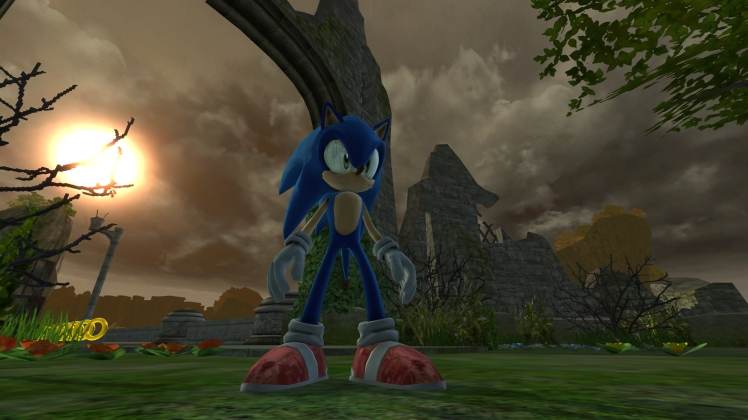 Just How Did Sonic 2006 Happen? – Andrea Ritsu