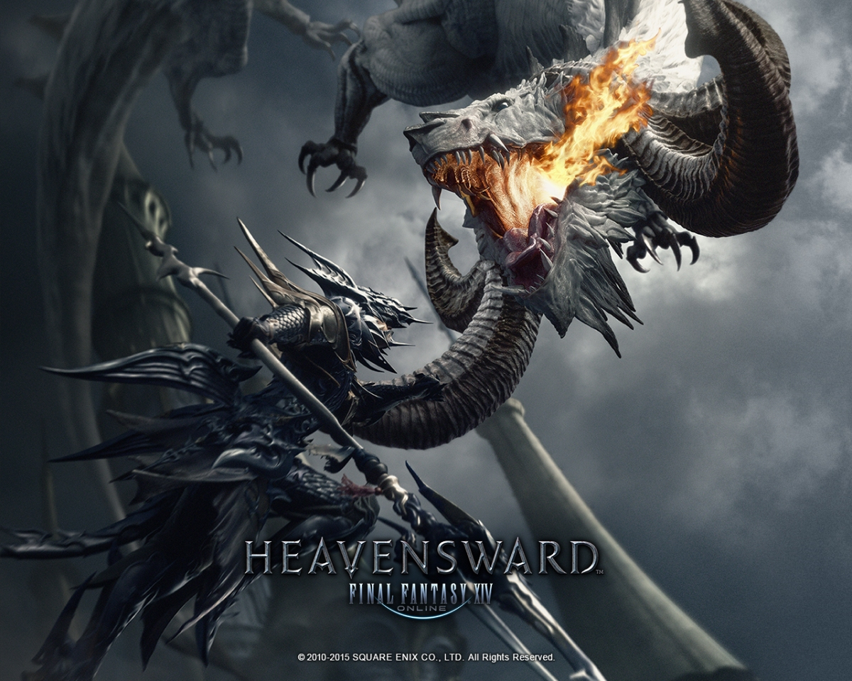 FINAL FANTASY XIV: Heavensward - Review