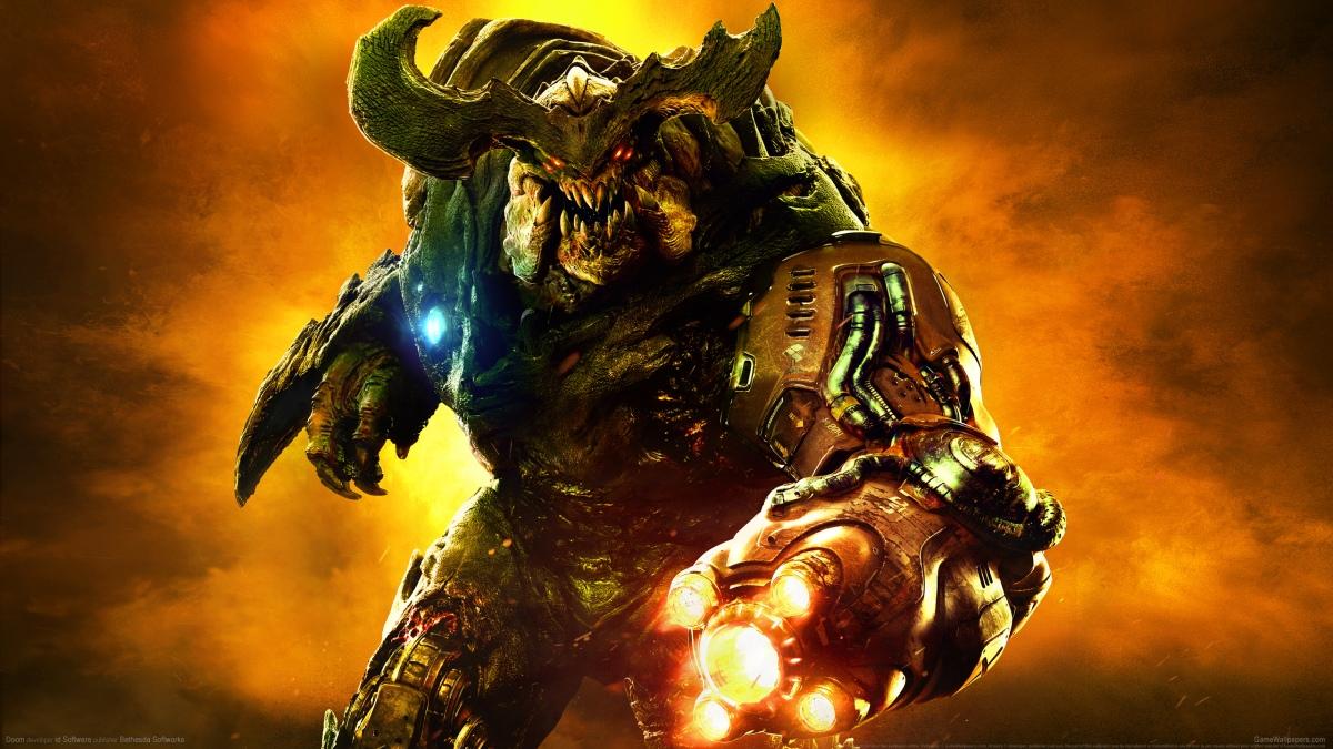 Doom 2016 pc  rip от xatab скачать торрент файл